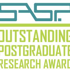 SASP Outstanding Postgraduate Research Award